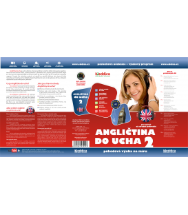 Angličtina do ucha 2. - NOVÁ - CZ - download verze