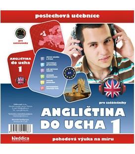 Angličtina do ucha 1. - NOVÁ - CZ - MP3