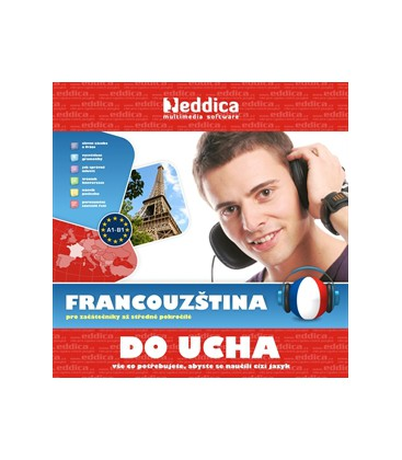 Fracouzština do ucha - CZ - MP3