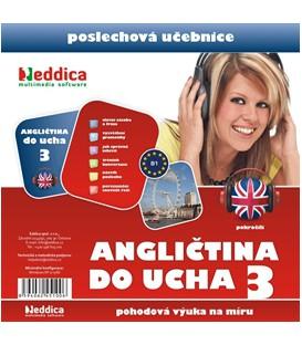 Angličtina do ucha 3. - CZ - MP3