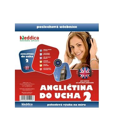 Angličtina do ucha 2. - CZ - MP3
